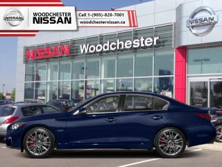 New 2019 Infiniti Q50 3.0t Signature Edition AWD for sale in Mississauga, ON