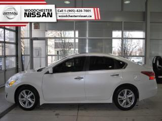 Used 2013 Nissan Altima 2.5 SL  -  Leather Seats - $133.96 B/W for sale in Mississauga, ON