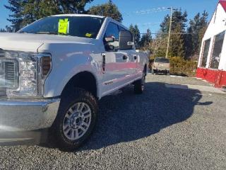 Used 2018 Ford F-350 XLT for sale in Parksville, BC