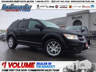Used 2018 Dodge Journey GT | AWD | LEATHER | NAV | DVD | SUN | 7 PASS & MO for sale in Milton, ON