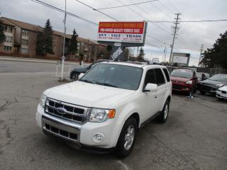 Used 2009 Ford Escape Limited 4WD,LEATHER,SUNROOF!!! for sale in Toronto, ON