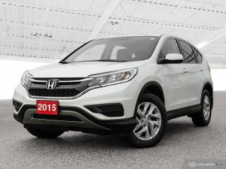 Used 2015 Honda CR-V SE Bluetooth, Back Up Camera, Heated Seats and more! for sale in Waterloo, ON