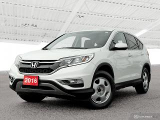 Used 2016 Honda CR-V EX Sold Pending Customer Pick Up...Bluetooth, Back Up Camera, Heated Seats and more! for sale in Waterloo, ON