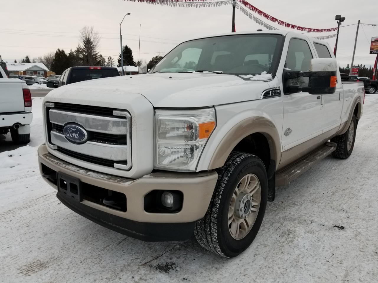 2012 ford f 250 lariat king ranch
