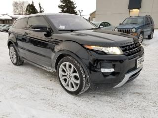 Used 2012 Land Rover Evoque Pure Plus Dynamic premium for sale in Kemptville, ON