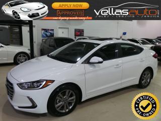 Used 2018 Hyundai Elantra GL SE |BACKUP CAMERA|BLIND SPOT|APPLE CAR PLAY for sale in Vaughan, ON