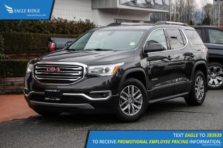 Used 2018 GMC Acadia SLE-2 Heated Seats & Backup Camera for sale in Coquitlam, BC