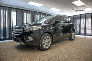 Used 2018 Ford Escape SEL Clean Carfax Report, 1.5L Ecoboost Engine, Canadian Touring Package, Panoramic Vista Roof, Sync Conn for sale in Okotoks, AB