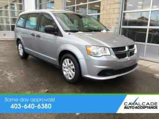 Used 2018 Dodge Grand Caravan CVP/SXT for sale in Calgary, AB