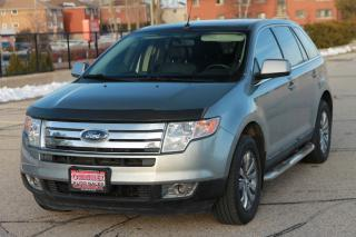 Used 2008 Ford Edge Limited NAVI | Sunroof | CERTIFIED for sale in Waterloo, ON