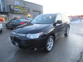 Used 2014 Mitsubishi Outlander *ANNIVERSARY SALE* SE, V6 4WD, Heated Seats, Backup Ca for sale in Newmarket, ON