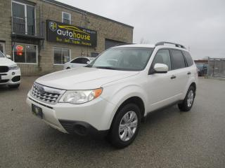 Used 2011 Subaru Forester 5dr Wgn Auto 2.5X Convenience for sale in Newmarket, ON