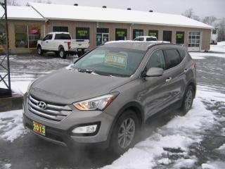Used 2013 Hyundai Santa Fe Sport LOW *** LOW KM'S - CLEAN CAR PROOF FWD for sale in Smiths Falls, ON