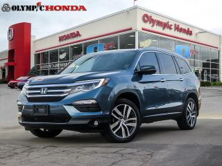 Used 2016 Honda Pilot Touring for sale in Guelph, ON