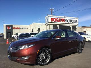 Used 2015 Lincoln MKZ - HYBRID - NAVI - PANO ROOF - REVERSE CAM for sale in Oakville, ON