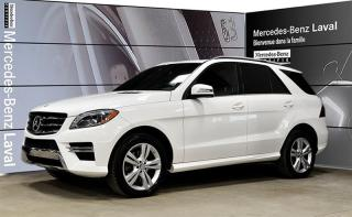 Used 2015 Mercedes-Benz ML 350 Bluetec Awd Gar for sale in Laval, QC