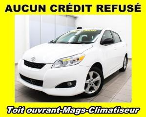 Used 2014 Toyota Matrix A/c Mags T.ouvrant for sale in Mirabel, QC