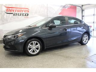 Used 2017 Chevrolet Cruze LT Turbo for sale in Lévis, QC