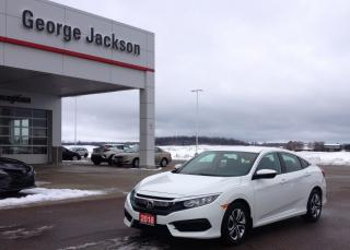 Used 2018 Honda Civic LX for sale in Renfrew, ON