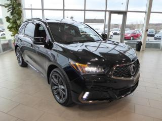 Used 2019 Acura MDX Aspec for sale in St-Georges, QC