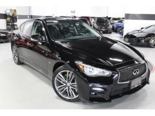 Used 2015 Infiniti Q50 Sport   1-Owner   Infiniti Warranty for sale in Vaughan, ON