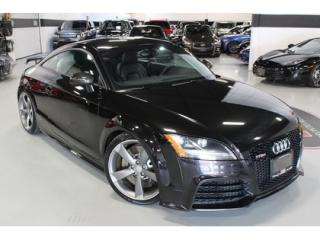Used 2012 Audi TT RS 6 SPD   NAVIGATION   IMMACULATE for sale in Vaughan, ON