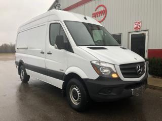 Used 2014 Mercedes-Benz Sprinter 2500 for sale in Tillsonburg, ON