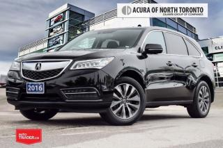 Used 2016 Acura MDX Tech 7 Yrs 130000KM Warranty INC for sale in Thornhill, ON