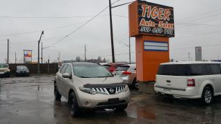 Used 2009 Nissan Murano SL**ONE OWNER**NO ACCIDENTS**ONLY 186KM**CERTIFIED for sale in London, ON