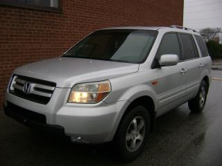 Used 2007 Honda Pilot EX-L 8 PASSENGER for sale in Oakville, ON