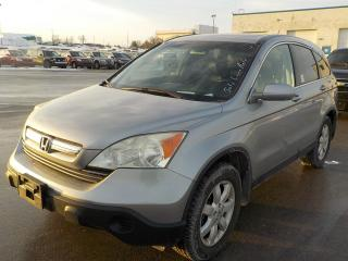 Used 2007 Honda CR-V EXL for sale in Innisfil, ON