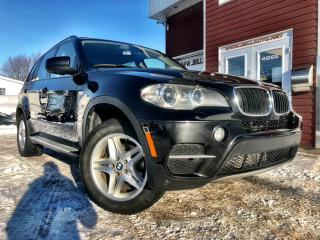 Used 2012 BMW X5 35i 4 portes à traction intégrale for sale in Drummondville, QC