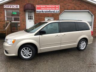 Used 2013 Dodge Grand Caravan SXT for sale in Bowmanville, ON