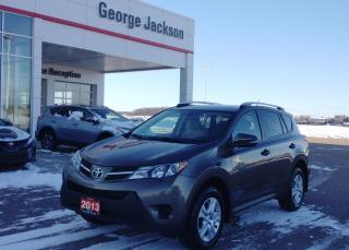 Used 2013 Toyota RAV4 LE for sale in Renfrew, ON