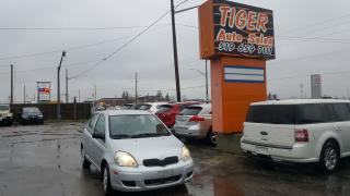 Used 2005 Toyota Echo LE**ONLY 81 KMS***4 DOOR**GREAT ON FUEL**CERTIFIED for sale in London, ON
