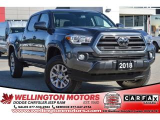 Used 2018 Toyota Tacoma SR5 V6 / 4X4 / Heated Seats / Back-Up Cam .... for sale in Guelph, ON