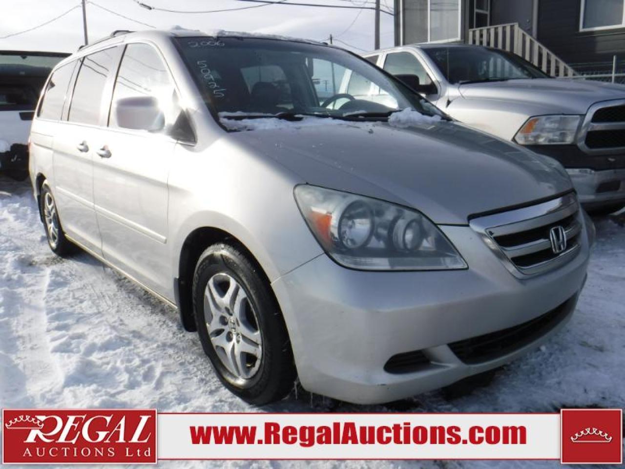 2006 Honda Odyssey 4D WAGON