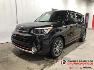Used 2017 Kia Soul SX Turbo for sale in Drummondville, QC
