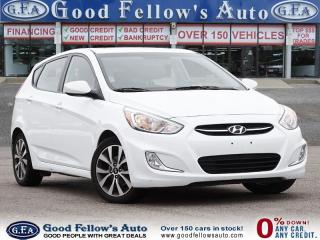 Used 2017 Hyundai Accent SE MODEL, SUNROOF, HEATED SEATS, HATCHBACK for sale in Toronto, ON