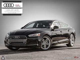 Used 2018 Audi A5 Sportback Progressiv for sale in Halifax, NS
