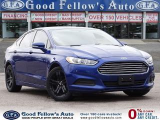 Used 2014 Ford Fusion SE MODEL, SUNROOF for sale in Toronto, ON