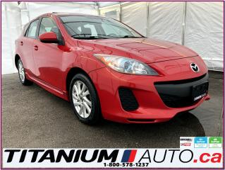 Used 2013 Mazda MAZDA3 GS Sport Hatchback-Sunroof-Bluetooth-Heated Seats- for sale in London, ON