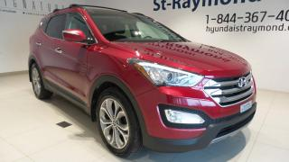 Used 2015 Hyundai Santa Fe Sport 2.0T Limited AWD TOIT OUVRANT for sale in St-Raymond, QC
