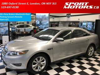 Used 2010 Ford Taurus SEL+ for sale in London, ON