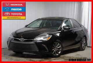 Used 2015 Toyota Camry Xle V6 / Cuir / Toit for sale in Drummondville, QC