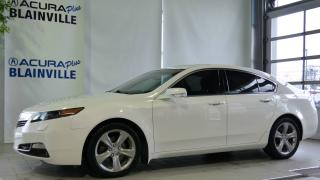 Used 2012 Acura TL SH-AWD TECHNOLOGIE ** GPS ** for sale in Blainville, QC