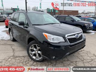 Used 2016 Subaru Forester 2.5i Limited | NAV | LEATHER | ROOF | 1OWNER for sale in London, ON
