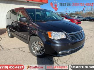 Used 2014 Chrysler Town & Country Touring-L | NAV | DVD | LEATHER | ROOF for sale in London, ON