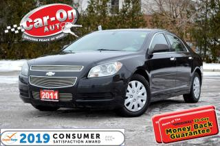 Used 2011 Chevrolet Malibu PWR GRP CRUISE ONSTAR for sale in Ottawa, ON