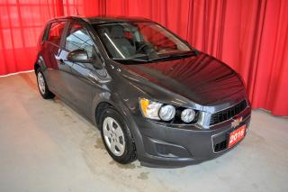 Used 2016 Chevrolet Sonic LS 5-Door | Auto | One Owner for sale in Listowel, ON